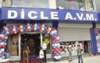 Dicle Alışveriş Merkezi Açıldı