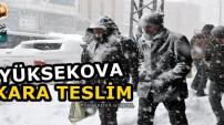 Yüksekova Kara Teslim