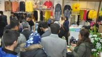 Yüksekova'da Roda Giyim Mağazası Açıldı