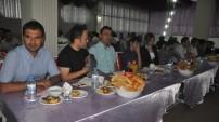 Yüksekova Ticaret Odası'ndan iftar yemeği