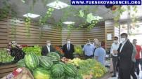 Yüksekova:Uğur AVM 2'inci Şubesini Yeni Mahallede Açtı