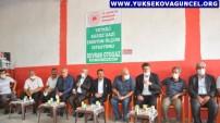 Yüksekova'da 'Atiker Devran Oto Gaz' Adlı iş Yeri Açıldı