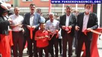 Yüksekova'da 'Tatbull Kuruyemiş' Adlı İş Yeri Açıldı