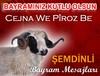 Şemdinli'de Kurban Bayram Mesajları