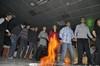 Yüksekova'da Öğretmenler doyasıya eğlendi