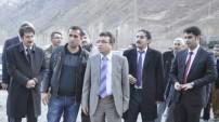 Şemdinli'de Akaryakıt İstasyonu Açıldı
