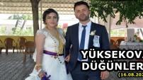Yüksekova Düğünleri (16.08.2020)