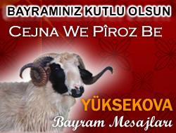 Yüksekova 2011 Kurban Bayramı Mesajları
