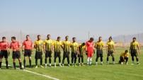 Yüksekova Belediyespor, 2 golle tur atlamayı başardı