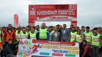 Yüksekova'da 'Yüksekrakım Maratonu' heyecanı