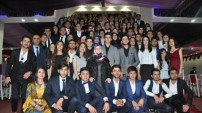 İsmet Alkan Anadolu Lisesi'nin Veda Gecesi