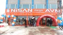 Nişan Mega A.V.M açıldı