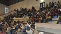 Sabri Özel ve İMKB Lisesi'nin Mezuniyet Gecesi