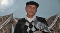 Yüksekova'da 'Iraq Union 2017' halkalı posta güvercini bulundu