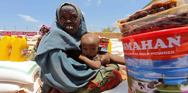 124 milyon kişi açlık yüzünden ölme riskiyle karşı karşıya