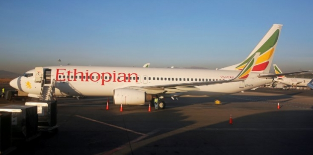 157 kişiyi taşıyan uçak düştü