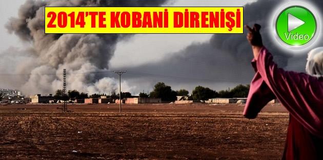 2014'te Kobani Direnişi