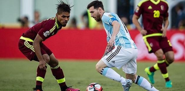 2016 Copa America'da Şili ve Arjantin finalde karşılaşacak
