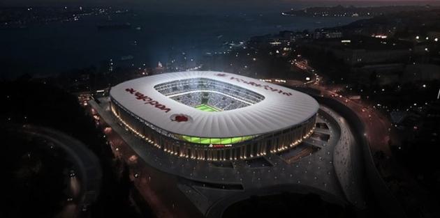 2019 UEFA Süper Kupa Finali, Vodafone Park'ta yapılacak