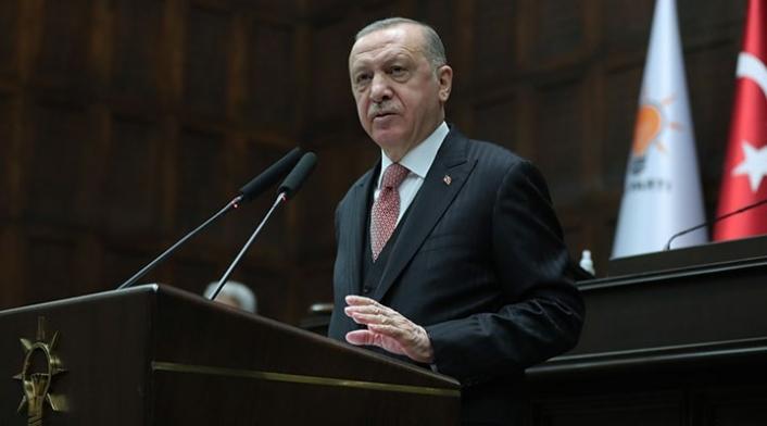 Erdoğan: 128 milyar dolar yer değiştirdi