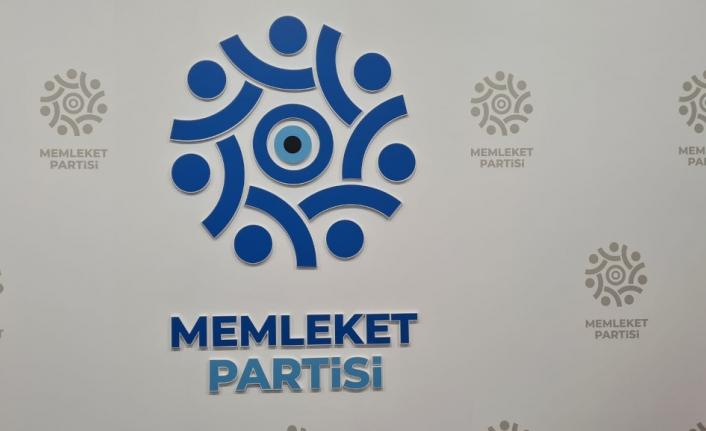 Memleket Partisi resmen kuruldu, sözcüsü belli oldu