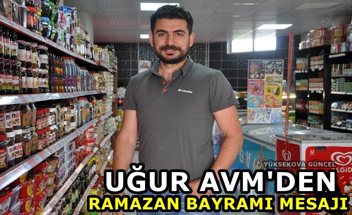 Uğur AVM'den Ramazan Bayramı Mesajı