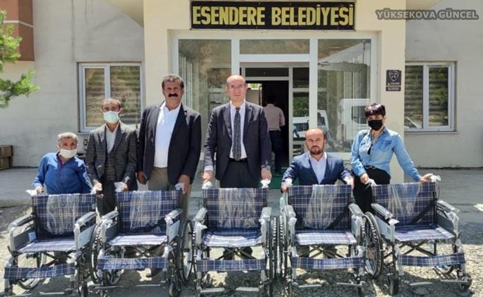 Başkan Büyüksu'dan Engelli Bireylere Destek