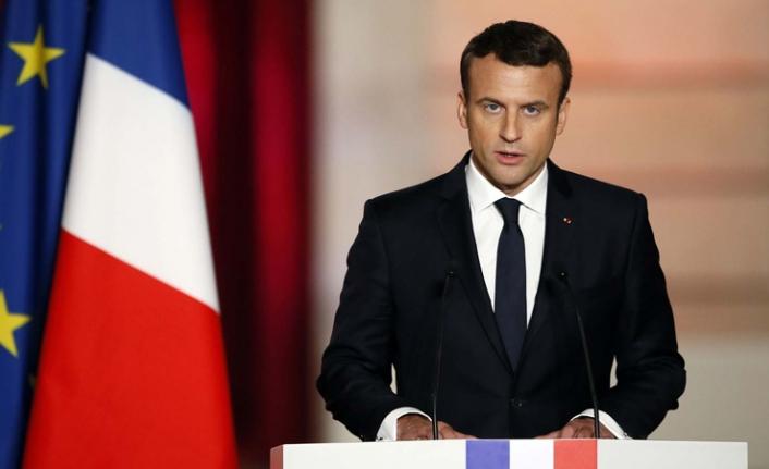 Fransa Cumhurbaşkanı Macron: Türkiye ile gerginlik hafifledi
