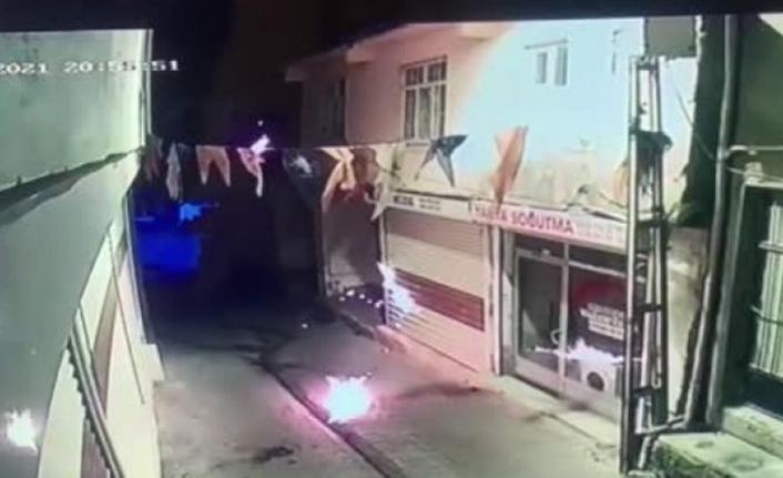 Hani AK Parti binası saldırganı, parti yöneticisinin yeğeni çıktı
