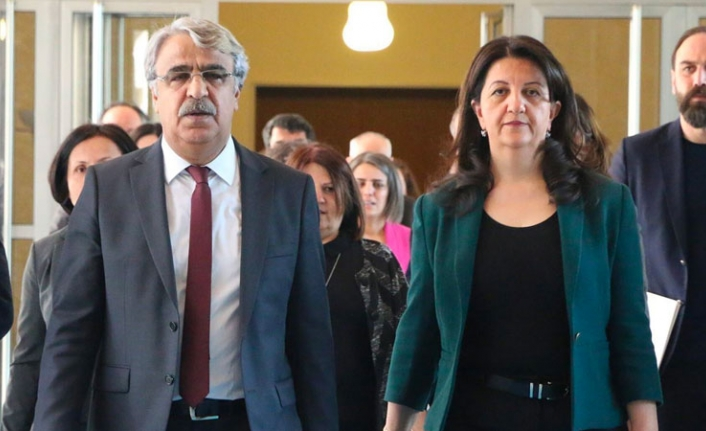 HDP'den, muhalefete: Kürt sorununda çözüm konusunda fazlasıyla temkinli, hatta ürkek