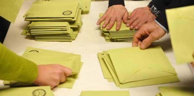 31 Mart seçimlerinde ilk: Tek zarf kullanılacak