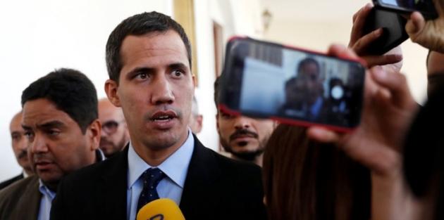 AB ülkeleri Venezuela'da Guaido'yu tanımaya başladı
