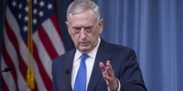 ABD Savunma Bakanı Mattis Ankara'ya geliyor