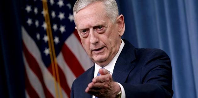 ABD Savunma Bakanı Mattis geliyor