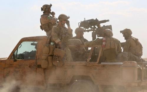 ABD'den Menbic'e asker takviyesi