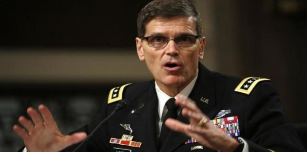 ABD'li komutan: Menbic'ten çekilmeyi düşünmüyoruz