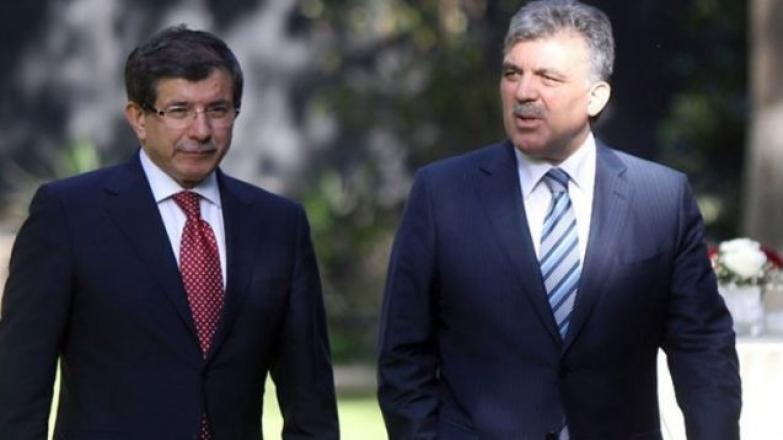 Abdullah Gül ve Davutoğlu görüştü