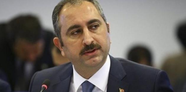 Adalet Bakanı Gül'den 'idam' açıklaması