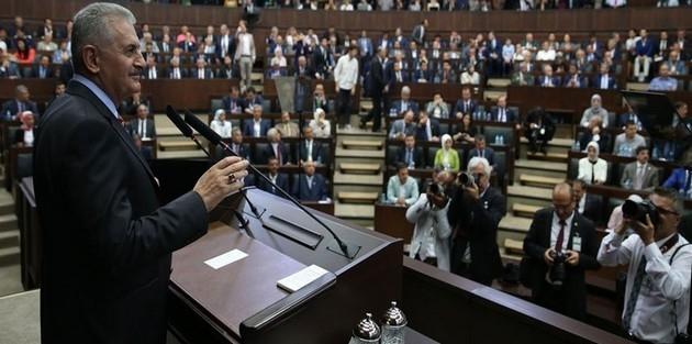 AK Parti sürekli toplanacak!