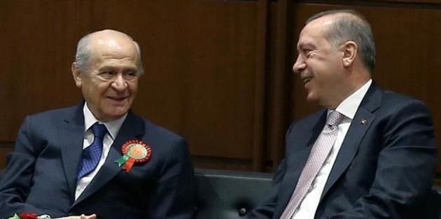 Ak Parti'den seçim barajı ve MHP ile ittifaka ilişkin açıklama