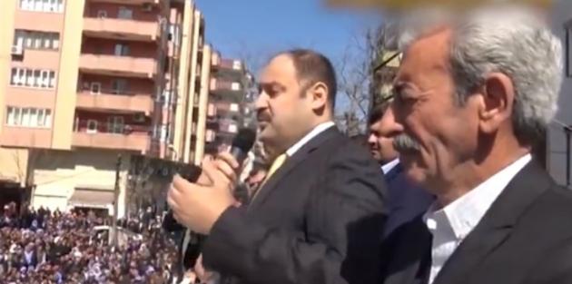 AK Partili Gülpınar: Bize oy verirseniz, Allah mahşerde hesap sormaz
