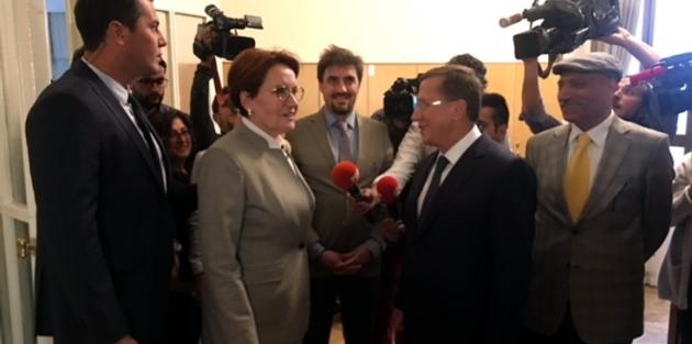 Akşener: Türkiye'yi sarsacak alanların bulunduğu bir af teklifi