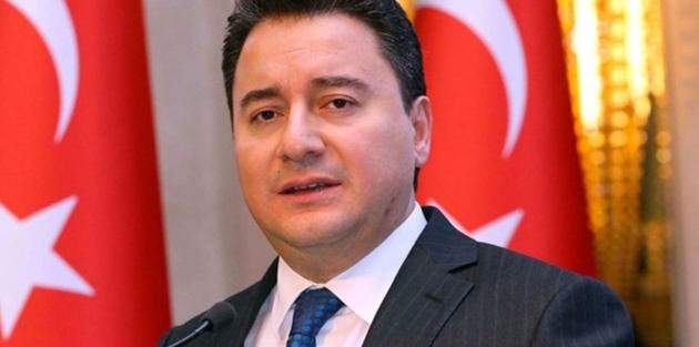 Ali Babacan'a 'Huzur Partisi' çağrısı! Tüm isim haklarını aldı