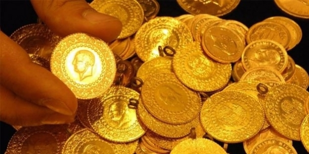 Altın fiyatları düştü, dolar yükseliyor
