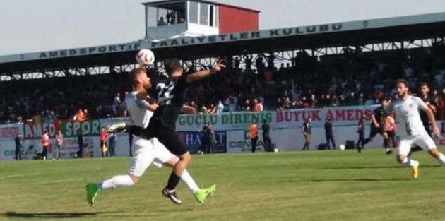 Amed Sportif Faaliyetler-Etimesgut Belediye Spor maçı tekrar oynanacak