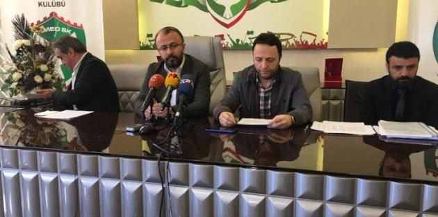 Amedspor: Mansur Çalar kararı siyasi saiklerle verildi
