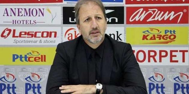 Amedspor teknik direktörü Taner Taşkın istifa etti