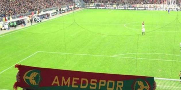 Amedspor'a 46'ıncı deplasman yasağı