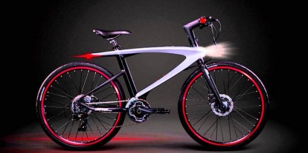 Android'li bisiklet üretildi