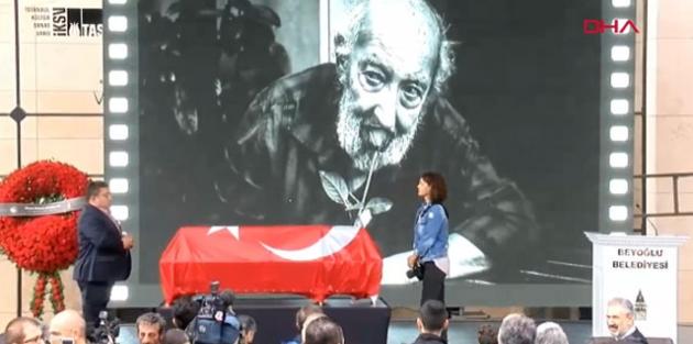 Ara Güler'e veda